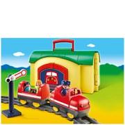 Playmobil 1.2.3 My Take Along Train (6783)