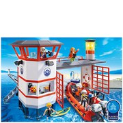 Playmobil Coast Guard Station with Lighthouse (5539)