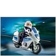 Playmobil Police Motorbike (5185)