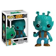 Star Wars Greedo Pop! Vinyl Figure - Limited Stock