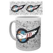 Thunderbirds Classic International Rescue Mug