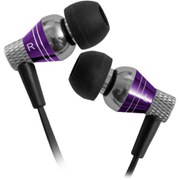 JLab - Jbuds Pro Premium Metal Earphones with Mic - Orchid