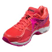 Asics Women's GT-2000 3 Running Shoes - Coral/Hot Pink/Black