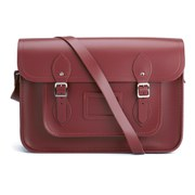 The Cambridge Satchel Company 14 Inch Satchel - Red
