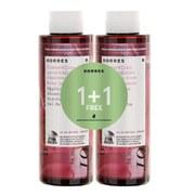 Korres Limited Edition 1 + 1 Japanese Rose Shower Gel (250ml)