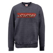 Marvel Avengers Age of Ultron Classic Red Logo Sweatshirt - Dark Grey