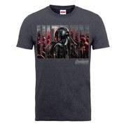 Marvel Avengers Men's Age of Ultron Ultron T-Shirt - Dark Grey
