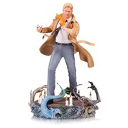 DC Collectibles DC Comics The New 52 John Constantine 6 Inch Statue