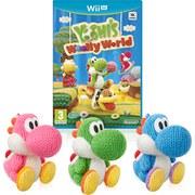 Yoshi's Woolly Worldamiibo Pack