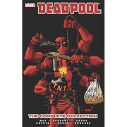 Marvel Deadpool by Daniel Way: The Complete Collection - Volume 4 Graphic Novel