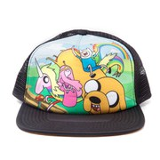 Adventure Time Snapback Truckers Baseball Cap