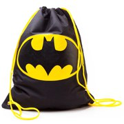 DC Comics Batman Classic Logo Gym Bag