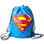 DC Comics Superman Classic Logo Gym Bag