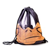 Looney Tunes Daffy Duck Big Face Drawstring Gymbag
