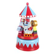 Orange Tree Toys Circus Musical Carousel