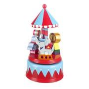 Orange Tree Toys Circus Musical Carousel