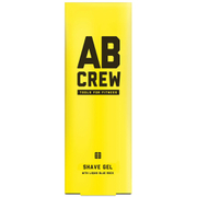 AB CREW Men's Shave Gel (120ml)