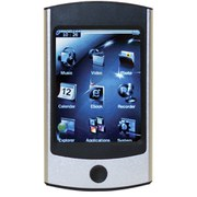 Mach Speed Eclipse-2.8V 4GB Touchscreen Media Player with Built-in Camera/Camcorder