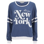 Wildfox Women's New York Moonlight Sweatshirt - East Hampton