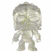 Predator Clear with Green Splatter Exclusive Pop! Vinyl Figure