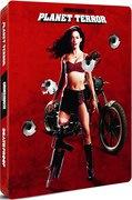 Grindhouse - Planet Terror and Deathproof -Steelbook Exclusivo de Edición Limitada