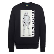 Star Wars Trooper Sweatshirt - Black