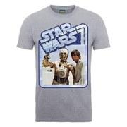 Star Wars C-3PO Head Sweatshirt - Heather Grey