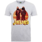 Star Wars Men's Jawas T-Shirt - Heather Grey