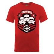Star Wars Men's Team Troopers T-Shirt - Red
