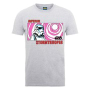 Star Wars Men's Imperial Stormtrooper T-Shirt - Navy