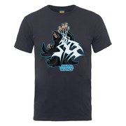 Star Wars Men's Emperor Character T-Shirt - Charcoal