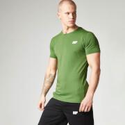 Myprotein Herren Longline kurzärmliges T-Shirt, Grün
