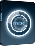 Tron: Legacy 3D - Zavvi Exclusive Limited Edition Steelbook (Includes 2D Version)