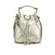 Rebecca Minkoff Women's Fiona Bucket Bag - Pewter