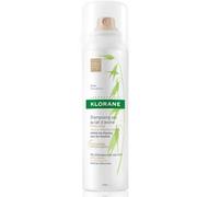 KLORANE Oatmilk Dry Shampoo Spray for Brown Hair (150ml)
