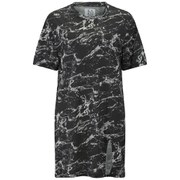 Zoe Karssen Women's Marble Dress - Black