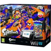 Wii U Splatoon Console