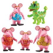 The Clangers - Family Pack of Figures