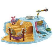 The Clangers - Home Planet Playset with One Figure