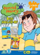 Horrid Henry's Big Holiday - Double Pack