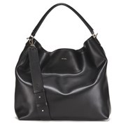 Paul Smith Accessories Women's Leather Hobo Bag - Black