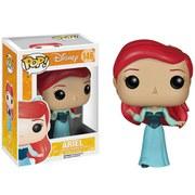 Figura Pop! Vinyl Disney  La Sirenita Ariel con Vestido Azul