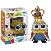 Minions Minion King Pop! Vinyl Figure