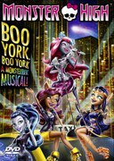 Monster High: Boo York! Boo York! (includes Monsterific Gift)