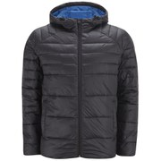 Jack & Jones Men's Core Baron Puffer Jacket - Black