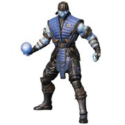 Mortal Kombat X Actionfigur Sub-Zero Ice Variant Previews Exclusive