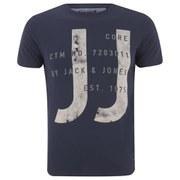 Jack & Jones Men's Core Every T-Shirt - Navy Blazer