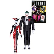 DC Collectibles DC Comics Batman The Animated Series Joker and Harley Quinn Made Love 2-Pack Action Figures
