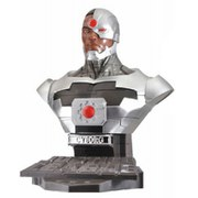 DC Comics Cyborg Solid 3D Puzzle