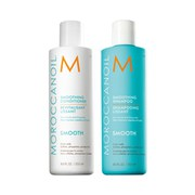Moroccanoil Smoothing Shampoo and Conditioner Duo (250ml)